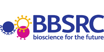 Biotechnology and Biological Sciences Research Council (BBSRC) logo