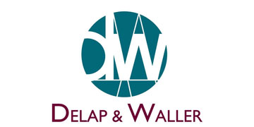 Delap and Waller logo
