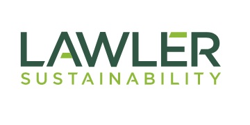 Lawler Sustainability logo