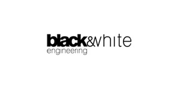 Black & White Engineering logo